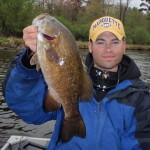 Float Trip Smallmouth Bass
