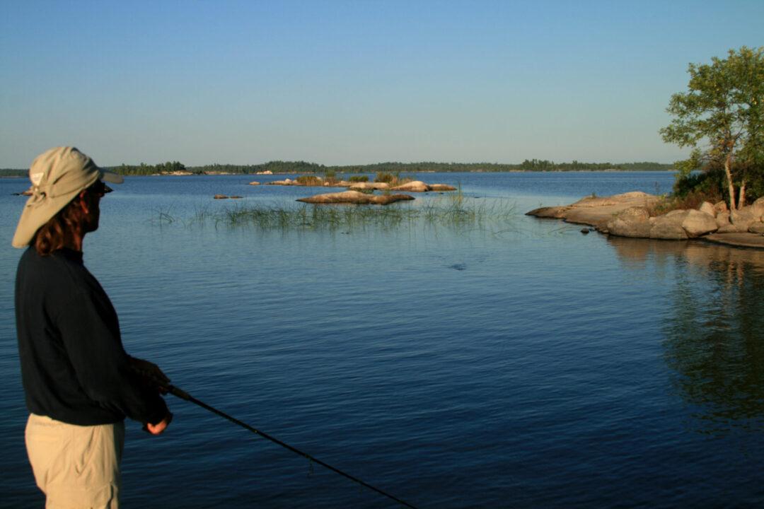 Wisconsin bass fishing guide northwoods bass fishing for Rainy lake fishing