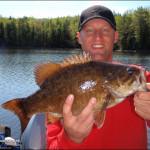 Big Country Smallmouth Bass