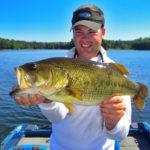 Northwoods Bass Fishing Report, July 2016