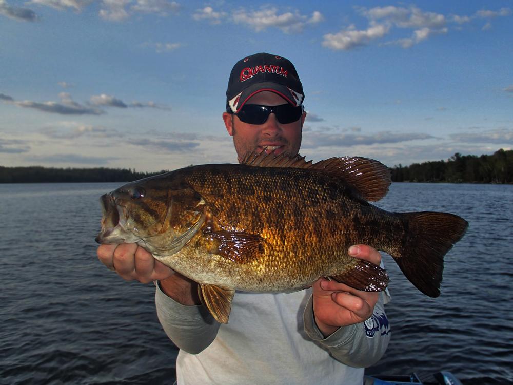 northwoods bass fishing adventures