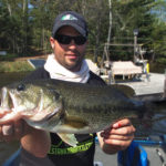 Spring Bass Fishing on Waters that Warm Fastest
