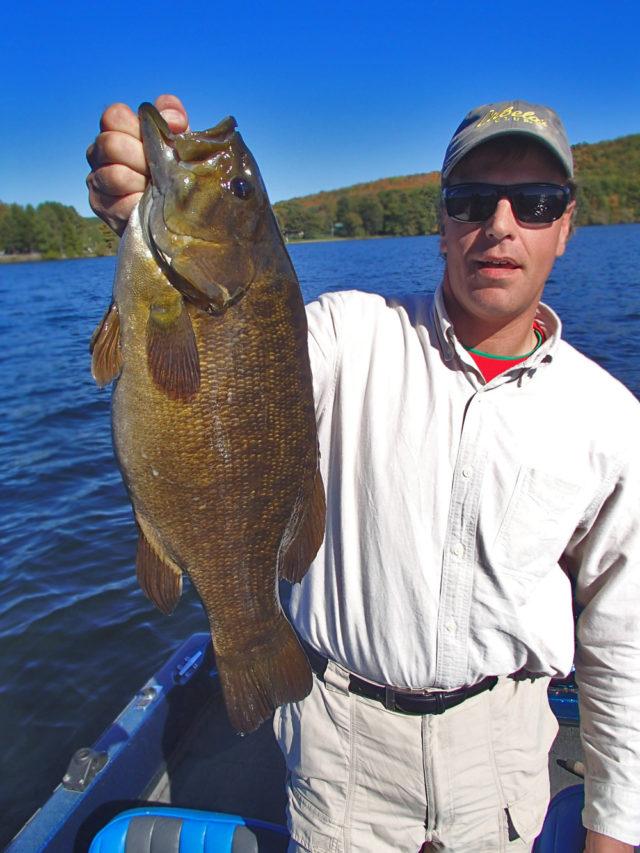 northwoods bass, wisconsin bass fishing