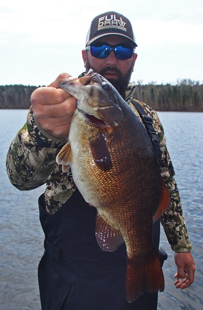 Wisconsin Bass Fishing Guide | Top Smallmouth Bass Baits of 2018
