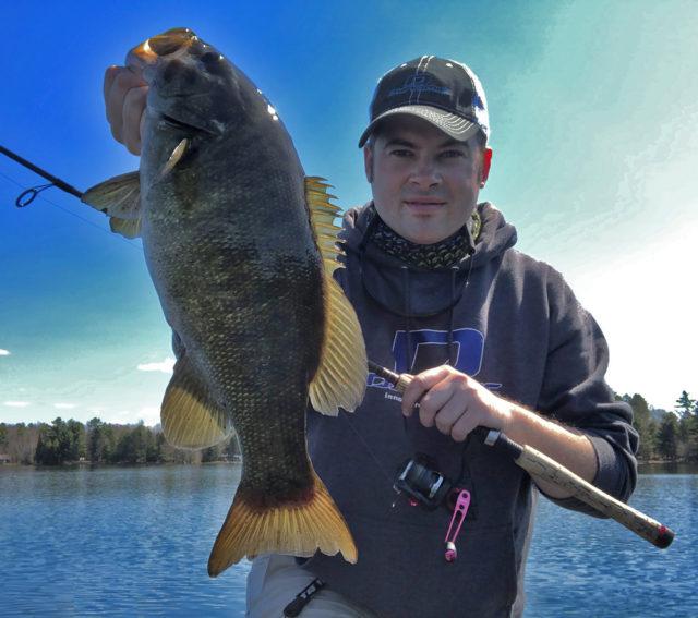 Wisconsin Bass Fishing Guide | Northwoods Bass Fishing